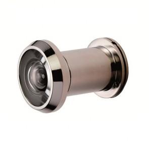 Eurospec Large Viewer 200 DEG Stainless Steel