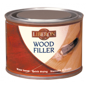 Liberon Wood Filler 125ml Antique Pine