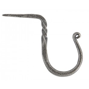 Pewter Cup Hook - Various Sizes