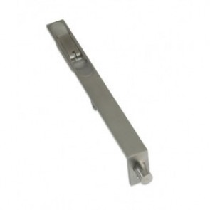 Lever Action Flush Bolt - Satin Stainless Steel - Various Sizes