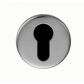Eurospec Euro Escutcheon - Satin Stainless Steel