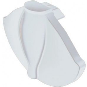 Exitex - Aluminium MK2 Gable End Cap - Various Finishes