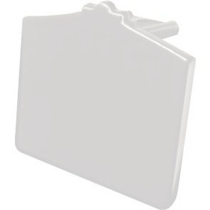 Exitex - Capex 70 UPVC Endcap - Various Finishes