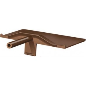Exitex Capex Snap Down Bridgings PVC - Brown