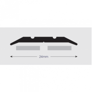 Narrow Vinyl Cover Trim 914mm SAA