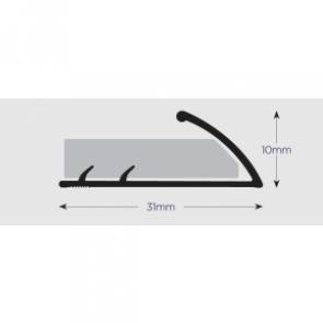 Single Nap Carpet Trim 914mm SAA
