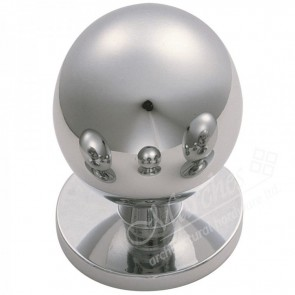 Ball CB Cupboard Knob - Polished Chrome