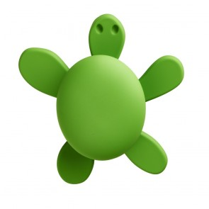Carlisle - Cebi Joy Turtle Knob - Green