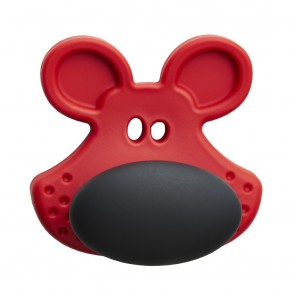 Carlisle - Cebi Joy Dewie Knob - Red & Black