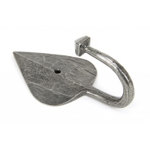 Pewter Shropshire Coat Hook