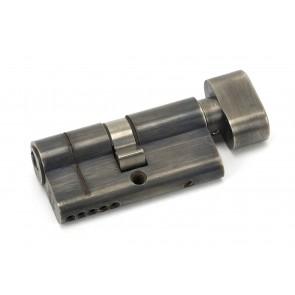 5pin Euro Cylinder/Turn Pewter - Various Sizes
