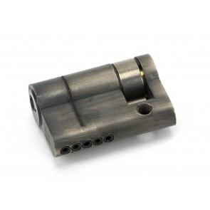 5pin Single Cylinder Pewter  - Various Sizes