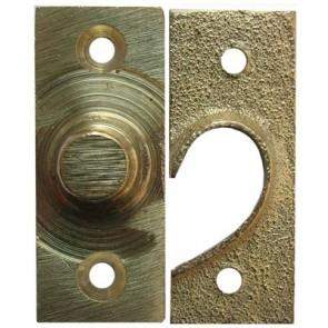 Sash Pivot Brass (pair)