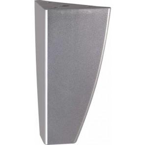 Furniture Foot Silv 62x125mm