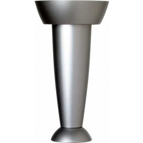 Silver Lacquered Decorative Leg Set