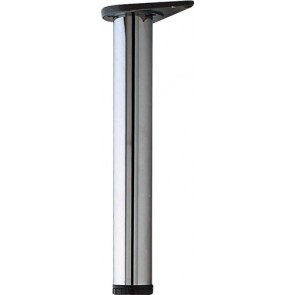 Table legs, 710 mm high, ø 80 mm