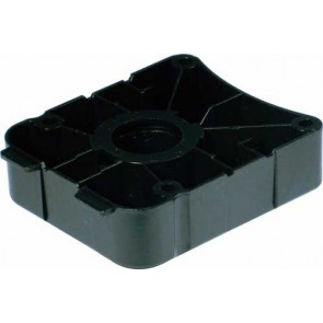 Screw Fix Plinth Top Black