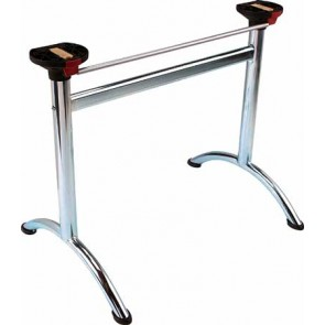 Folding Table Fitting Chrome
