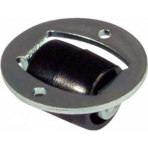 Rollers 26mmdia Steel Mounting