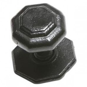 Kirkpatrick - Centre Door Knob 3370 - Black