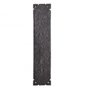 Ludlow - Finger Plate - Black