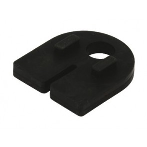 Rubber Lining - for glass thickness 8mm (single)