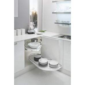 Corner Pull Out Unit For 900-1000mm Cabinets (Handed)