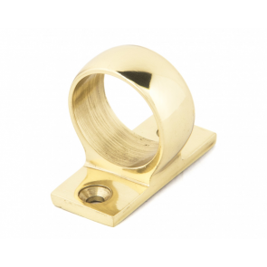 Sash Eye Lift - Polished Brass