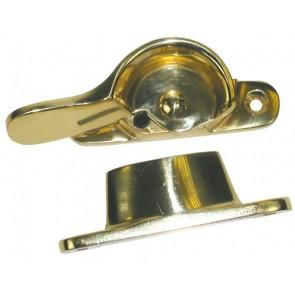 Fitch Fastener Narrow Locking - Polished Brass