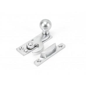 Ball Hook Fastener Non Locking - Satin Chrome