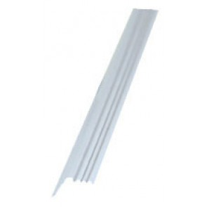 Standard Weather Strip White 2.4M