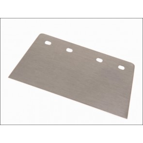 Floor Scraper Blade Heavy-Duty 200mm (8in) 4 Hole