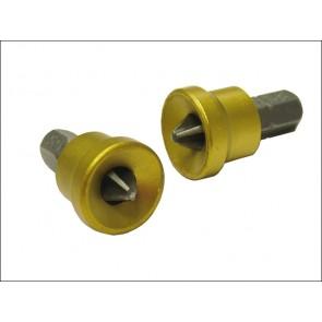Drywall Sdriver Adaptor + Bits (2) Ph2