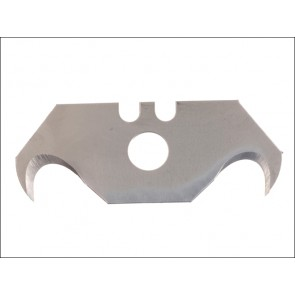 Carbon Hooked Blades Pack of 10