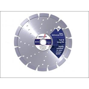 Mi750 Diamond Blade Fast Universal Cut 300 x 22.2 mm