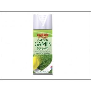Garden Games Spray Paint White 400ml 4376