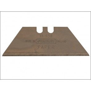 ASB Knife Blades for Paper Pack of 100 7-11-938