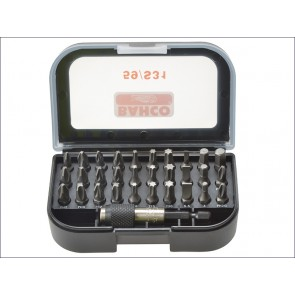 Bahco 31 Piece Bit Set - PH / PZ / TX