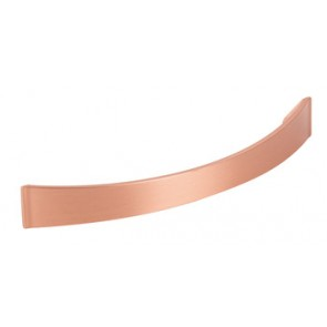 Odessa Bow Handle, 158mm (128mm cc) - Brushed Copper