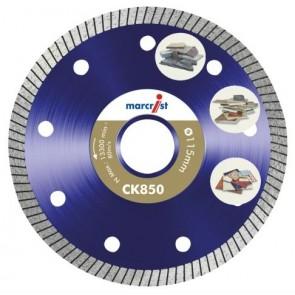 CK850 Extreme Speed Diamond Blade Fast Tile - Various Sizes