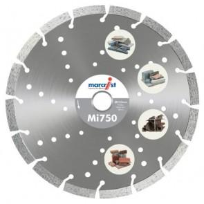 Mi750 Diamond Blade Long Life Universal Cut - Various Sizes