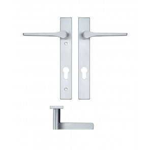 Draco Narrow Euro Espag Handle (92mm Centres) - Various Finishes