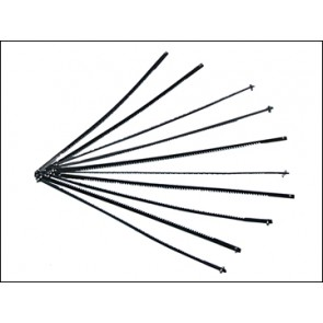 Coping Saw Blades Wood (1 x 10 singles) 14tpi