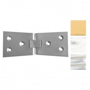 "4"" Counter Flap Butt Hinges - (pair)"