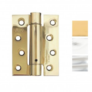 "4"" Spring Action Butt Hinges - Set (1.5pr)"