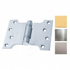 "4x3x5"" Enduromax SS Parliament Hinges - (pair)"