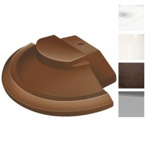 Exitex - Cresfinex Mk2 100mm Radius End Cap - Various Finishes
