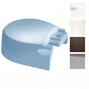 Exitex - Cresfinex MK2/MK4 Aluminium Cap Endcap - Various Finishes