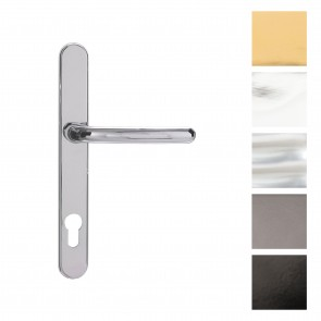 Balmoral Espag Handle (92mm Centres) - Various Finishes