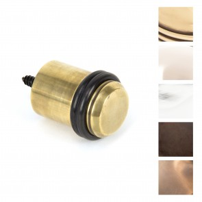 Floor Mounted Door Stop - Various Finishes